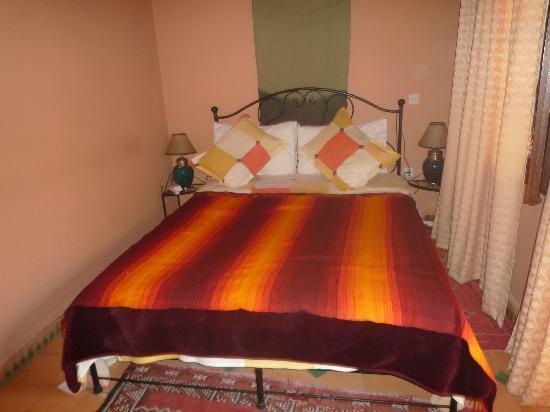 Dar Al Hamra: chambre numéro 5