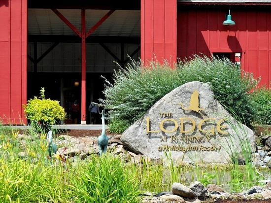 رننج واي رانش فاكايشن هوم رينتالز: Entrance area of Holiday Inn Resort at Running Y Ranch 