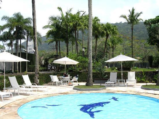 Hotel Recanto das Toninhas: Sol