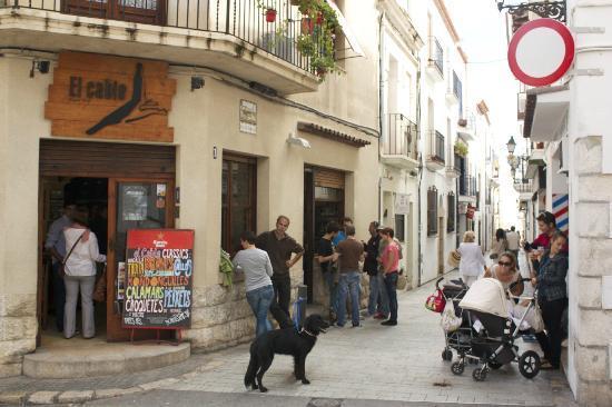 locals sitges: