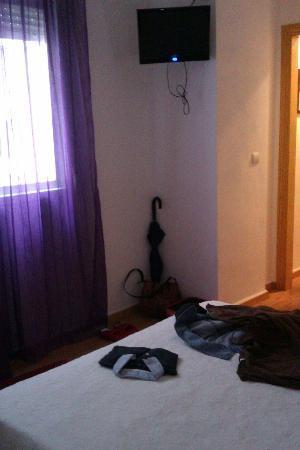 Hotel Cedrán: habitacion