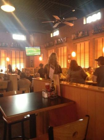 Duckworth's Grill & Taphouse: nice atmosphere