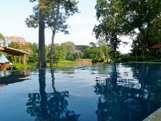 Lanna Dusita Boutique Resort by Andacura : Perfect setting