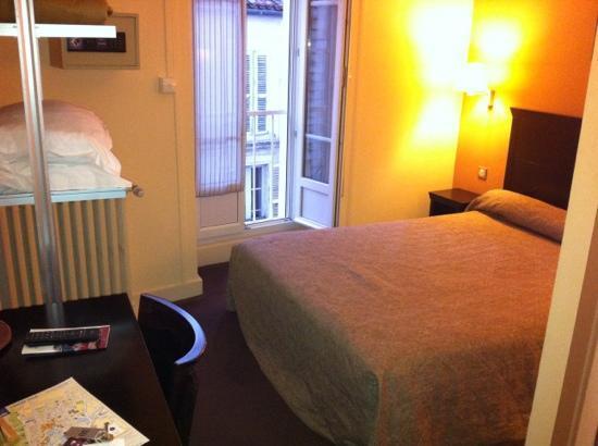 Hotel Le Bord'O : chambre