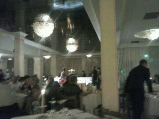 Hotel Terme Metropole: Sala da pranzo