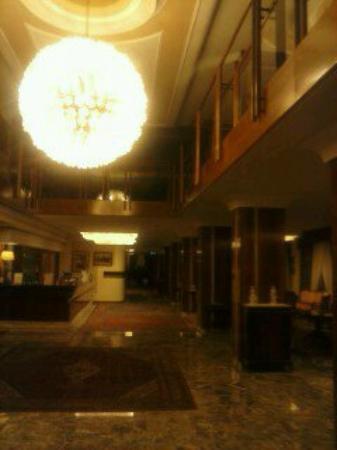 Hotel Terme Metropole: Particolare dell'ingresso