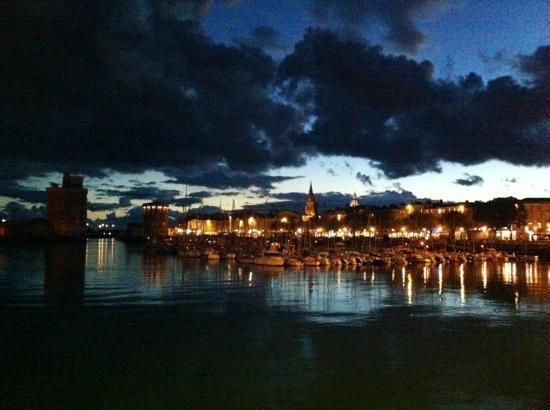 Hotel Le Bord'O: Port de La Rochelle