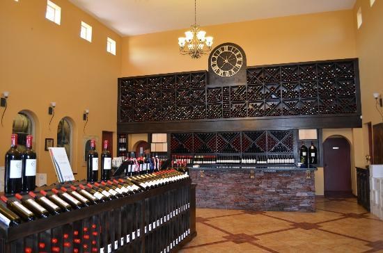 Wine Tours Gone South: Cassini Cellars Tasting Room