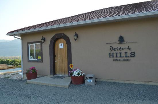 Wine Tours Gone South: Desert Hills Estate Winery