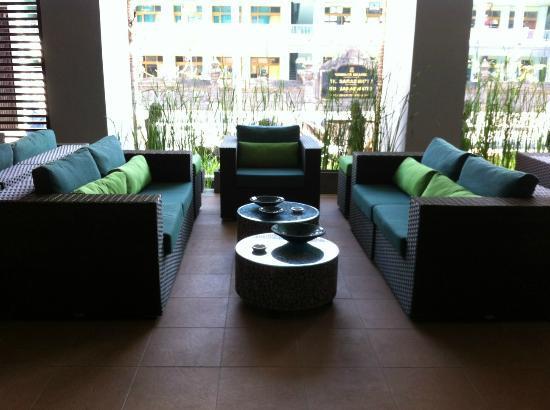 Praja Hotel Bali: Lobby