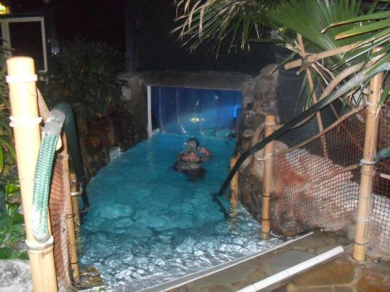 Pool Outdoors Picture Of Center Parcs Longleat Forest Warminster Tripadvisor