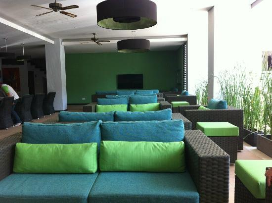 Praja Hotel Bali : Lobby
