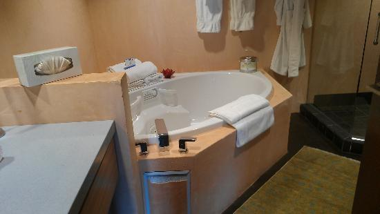 Inn at The Black Olive: tub
