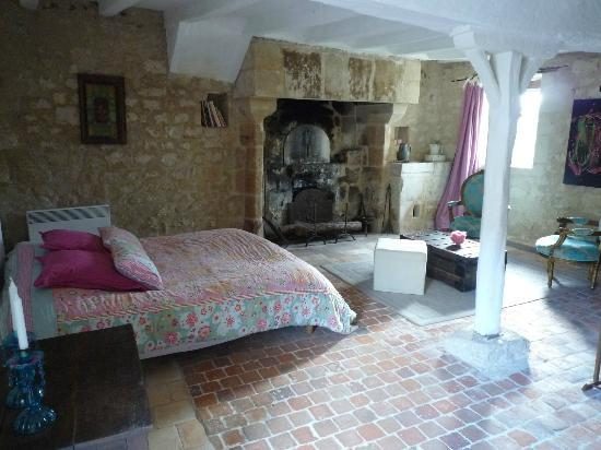 Domaine de Givre: Bedroom