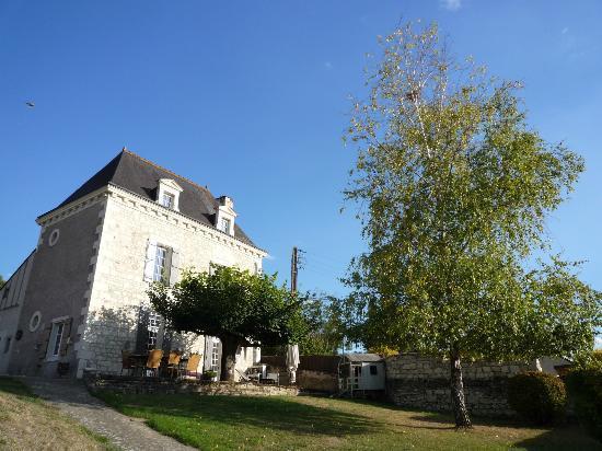 Domaine de Givre: The building