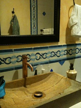 La Terraza de San Juan : Bathroom