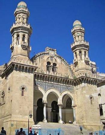 Ketchaoua Mosque : .