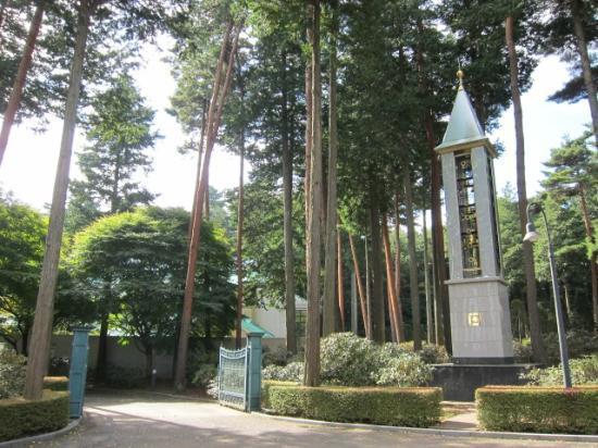 Tonouchi Clock Museum : 敷地内の鐘の音色も良い