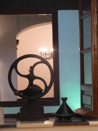 Casa La Parra: Interior