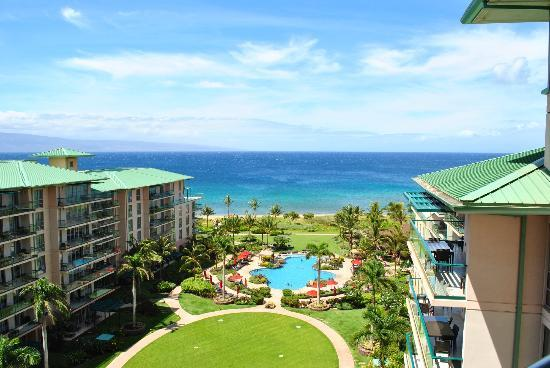 Honua Kai Resort & Spa: What a view!