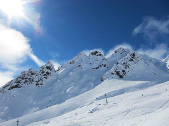Whakapapa Ski Area - Mt Ruapehu: コース