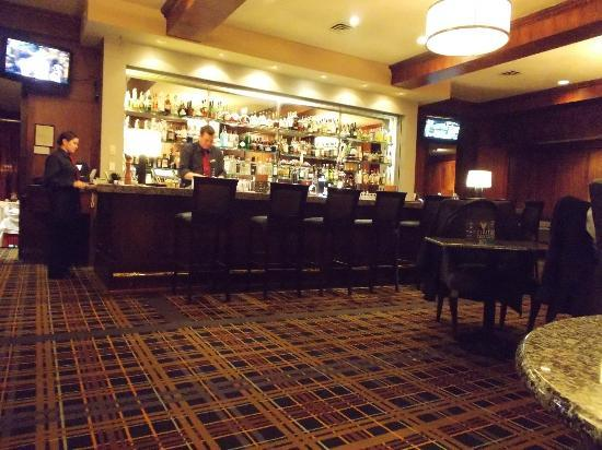 Fairmont Winnipeg: Lounge