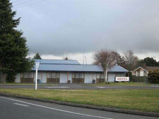 Ohakune Court Motel: 外観
