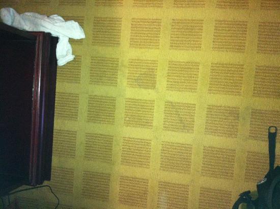 Hampton Inn Baton Rouge - Denham Springs : Another stain