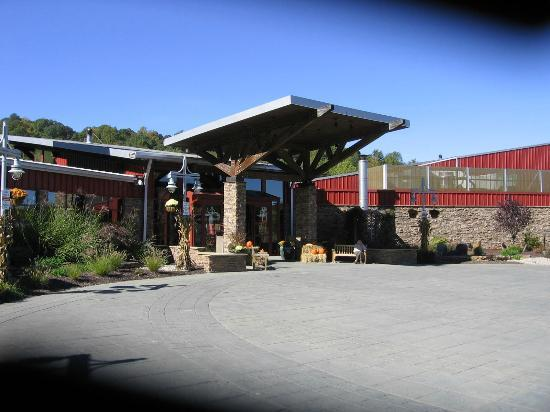 Bear Creek Mountain Resort: Entrance to Bear Creek Mtn, Resort