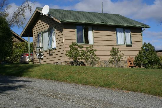 Chalets Motel: Cabin 2