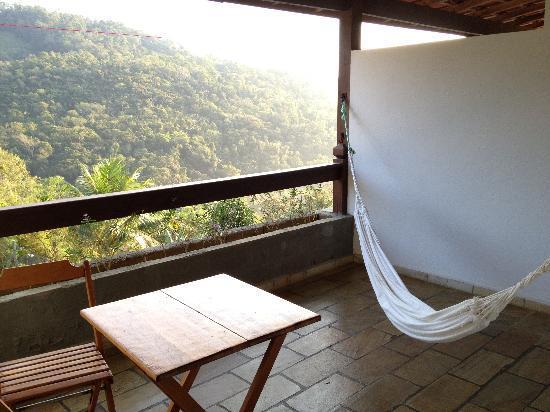 Pousada La Dolce Vita : Balcony view