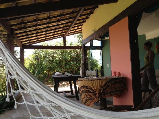 Casa da Luz Guesthouse Buzios: Leisure area