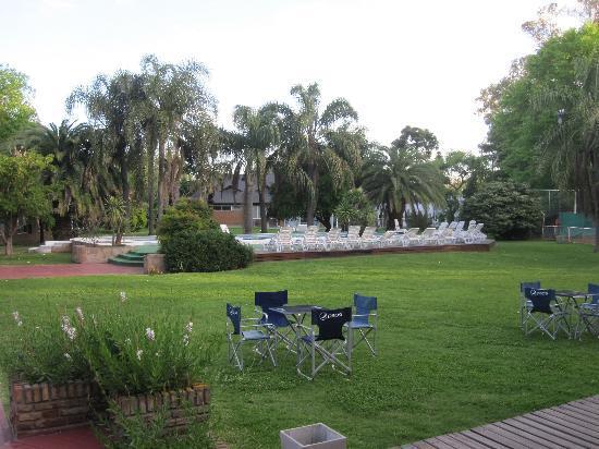 Funes, Argentina: Área de Lazer