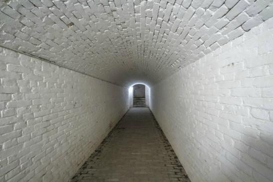 Underground Tunnel Fort Barrancas