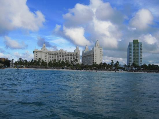 Hotel Riu Palace Aruba: View from the Mi Dushi