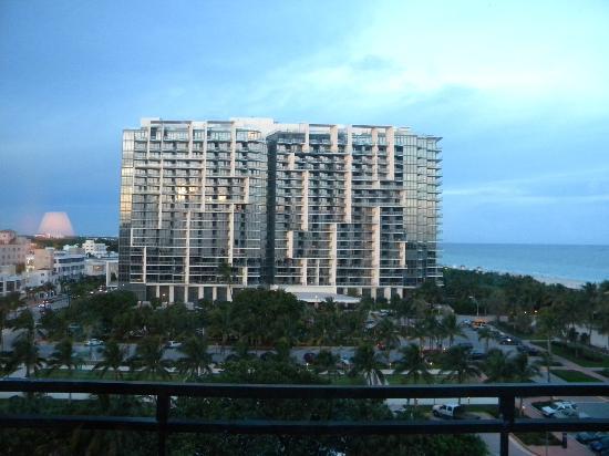 Seagull Hotel Miami Beach Vista Desde La Habitación