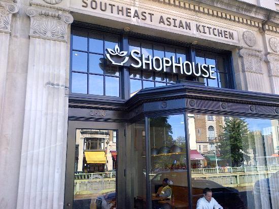Shophouse washington dc 1516 connecticut ave nw restaurant reviews phone number photos House shopping