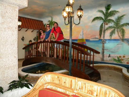 Seagull Hotel Miami Beach Lobby