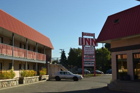 Acadian Inn: Arcadian Inn