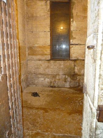 Jail, Marshal's Home & Museum: One of the jail cells