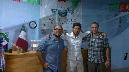 """Azul Cielo Hostel: """"El mejor hostal de Oaxaca"""""""