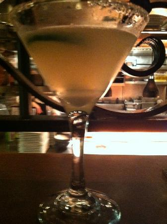 The Cafe: Cucumber Martini