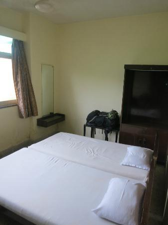 Hotel Lawrence : double room