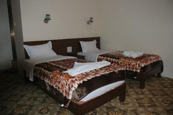 Hotel Family Home: twin room