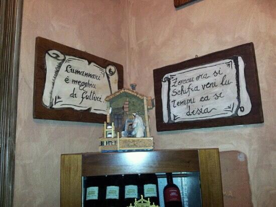 Nicolosi, Italia: Ingresso