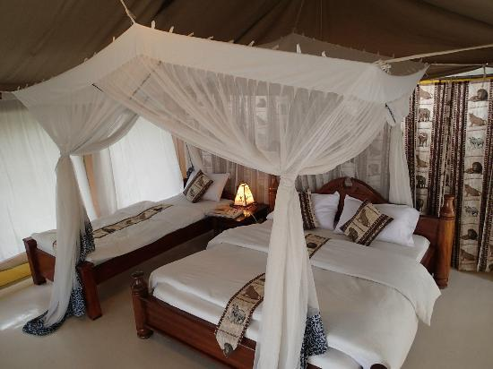 Mapito Tented Camp Serengeti: Very nice room