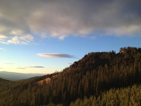 Altoona Ridge Lodge : Amazing views