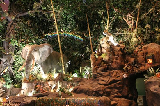 Rain Forest Cafe At Mgm Grand Hotel And Casino Las Vegas