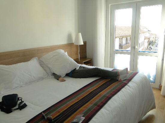 Plaza de Armas Cusco Hotel: Habitación