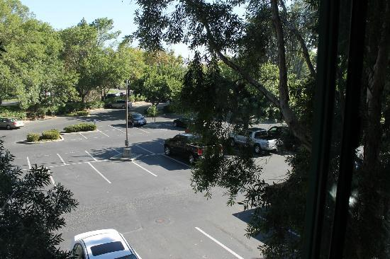 Sheraton San Jose Hotel : Vista do Quarto 1o. Andar